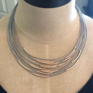Jewelry - NWT Abstract Necklace